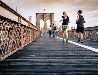 L'ostéopathie pour prendre le sport du bon pied